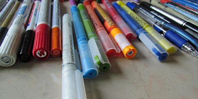 Рисуем вместе: выбираем ручки и лайнеры