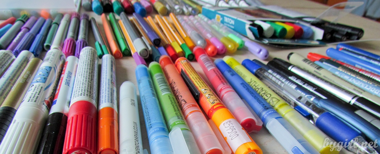 Выбираем ручки и лайнеры для мандал, дудлинга и зентангла