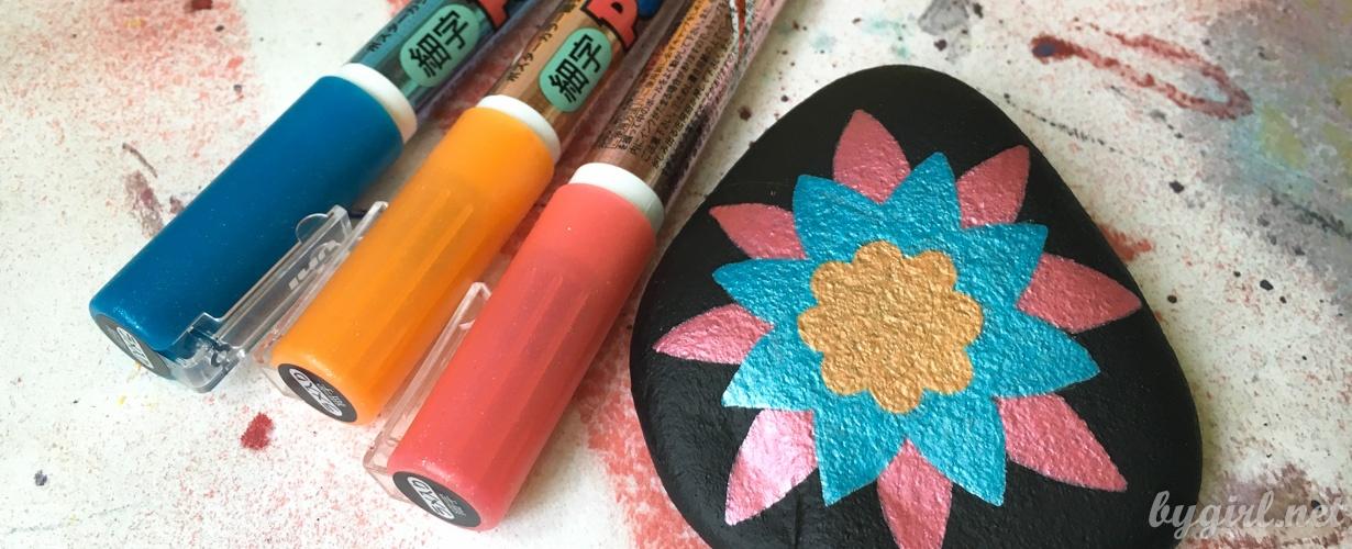 Рисуем мандалы и дудлинг красками: методы и инструменты