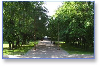 Ботанический сад, Минск